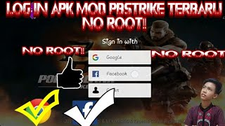 No root!! Log In ApK Mod Pbstrike V.2.5.2  2018