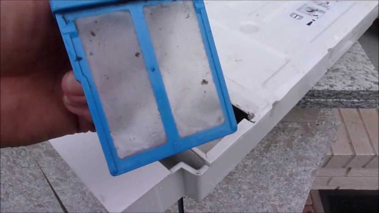 Tipp kondenstrockner wärmepumpentrockner wasserbehälter reinigen