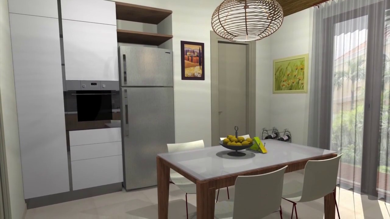 Progetto Cucina - Oyster Pro