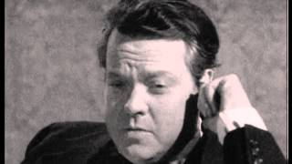 Orson Welles Sketchbook - Episode 4: Houdini/John Barrymore/Voodoo Story/The People I Missed