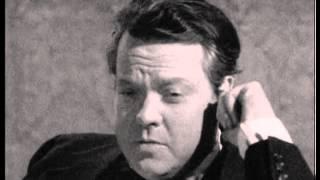 Orson Welles Sketchbook - Episode 4: Houdini/John Barrymore/Voodoo Story/The People I Missed