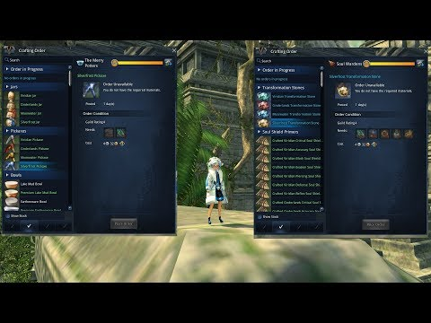 Blade & Soul – Crafting Profession Guide