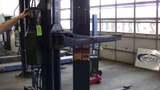 Rotary Lift 9000 Lbs. Car Hoist