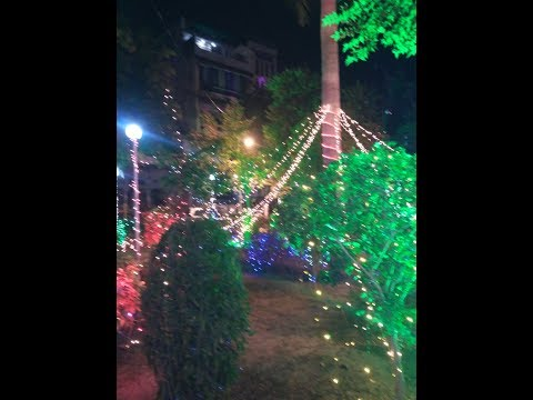 Awesome Decoration In Mohammad Ali Park