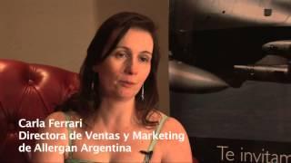 Entrevista Carla Ferrari