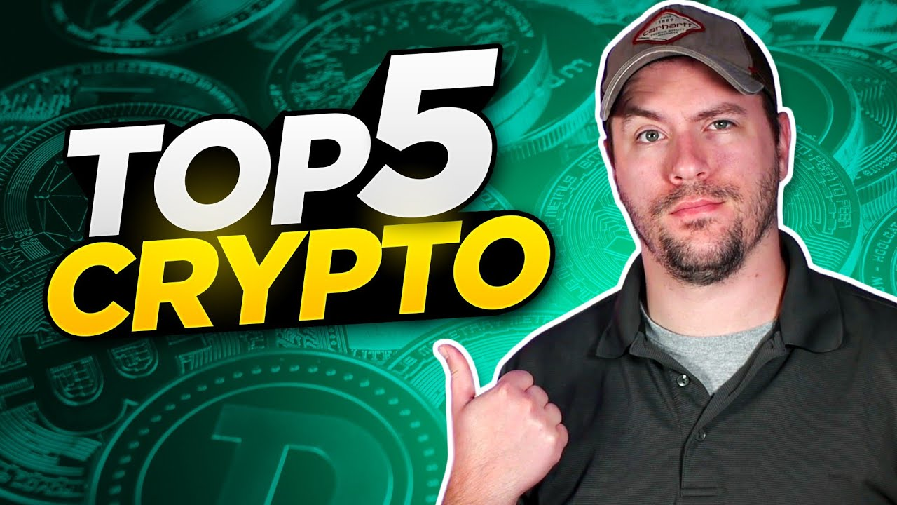 TOP 5 Cryptocurrency to EXPLODE in 2021    The ULTIMATE Cryptocurrency Investments for 2021