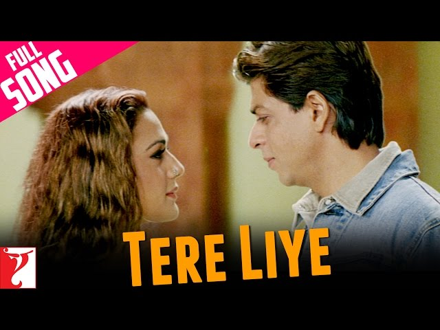 Tere Liye Song - Version 2 - Veer-Zaara - Shahrukh Khan | Preity Zinta Travel Video
