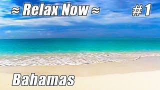 SPECTACULAR TREASURE CAY BEACH Resort #1 Caribbean Vacation Beaches Ocean Waves Abaco Bahamas Trip