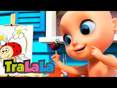 Ne jucam cu degetele – Cantece educative pentru copii de la TraLaLa – Cantece pentru copii in limba romana
