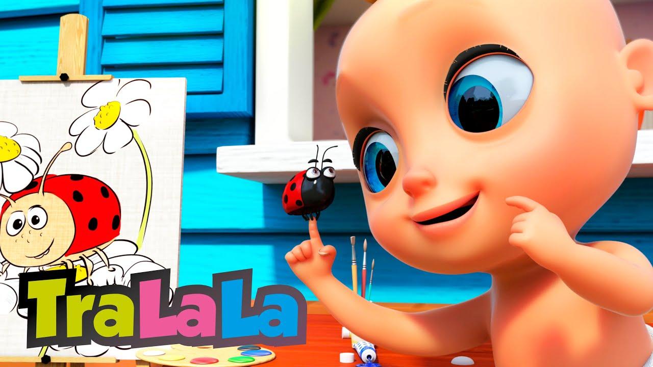 Ne jucăm cu degetele - Cântece educative pentru copii de la TraLaLa
