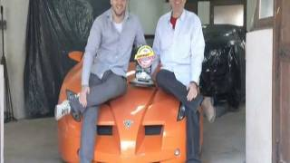 Zoragy, srpski automobil (exploziv-TV Prva)