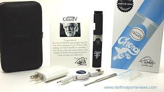 Cloud V: Platinum (Tommy Chong Signature Series) Vaporizer Unboxing