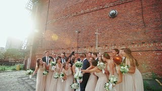 Winston-Salem Wedding at Milton Rhodes Center