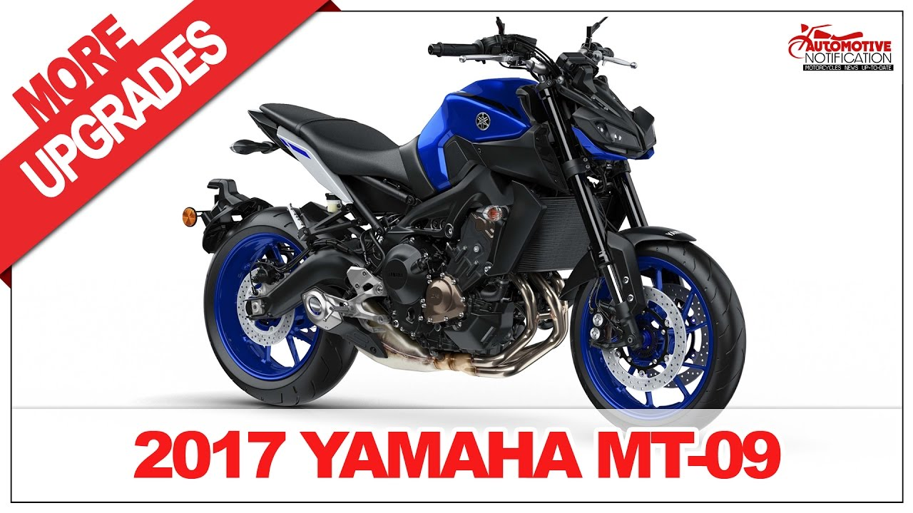 2017 Yamaha Mt 09 Price Specification Review