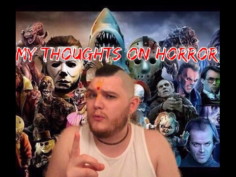 Western Guy with Vedic Eyes Editorials: My Thoughts on Horror