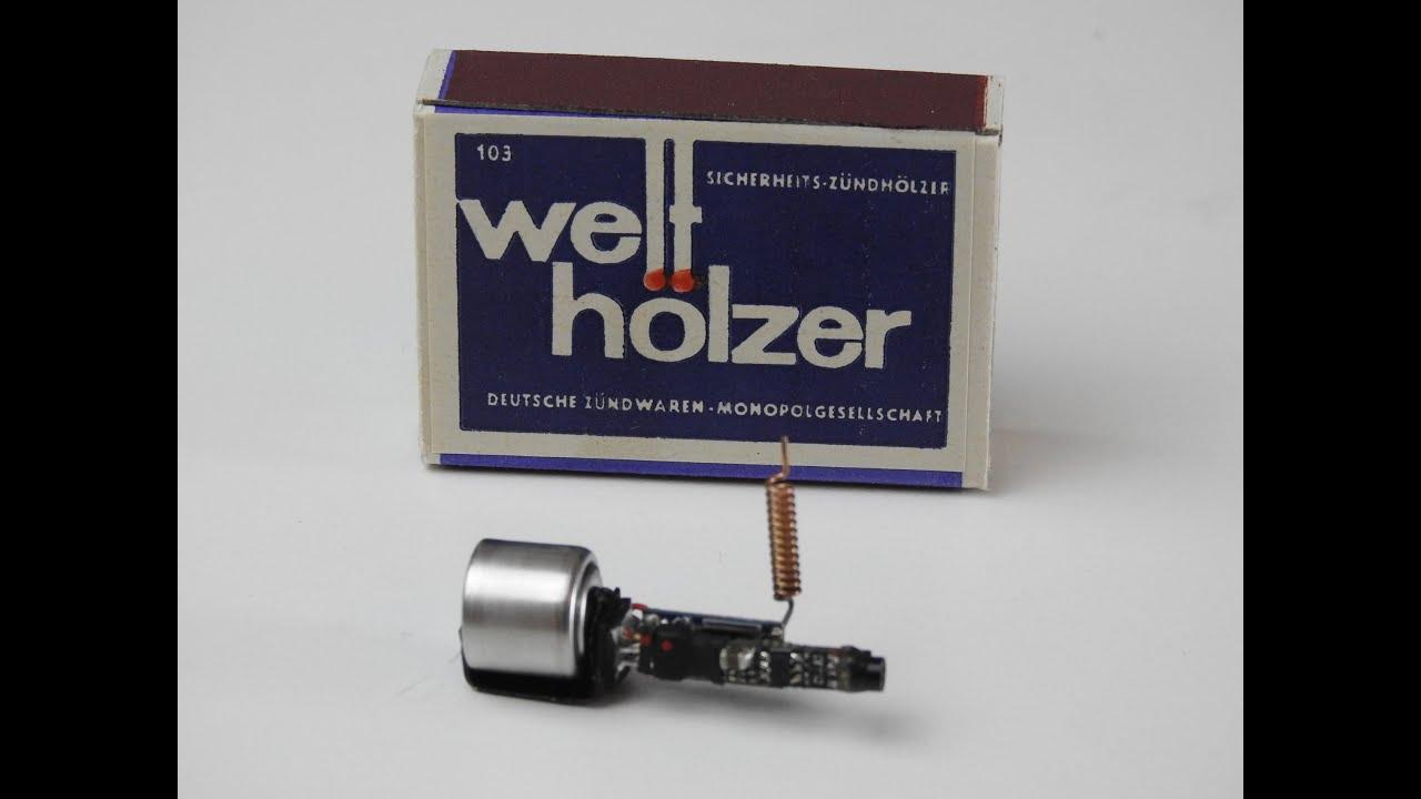Very Small Wireless Video Spy Bug Transmitter Fpv Camera Micro Nano Phone