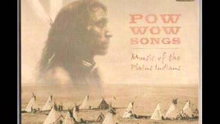 Slow War Dance Songs - Powwow Songs Music Of The Plains Indians