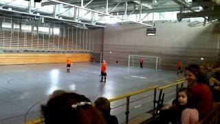 2012 Hallenmasters Spiel VfB Lübeck gegen Badendorf =Matze geht ab