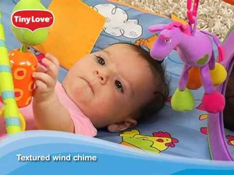 Tiny Love Gymini Total Playground Kick & Play Activity Play Gym - Kiddicare