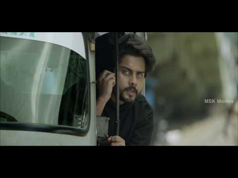 Murugan And Santharam Bank Robbery Scene - Kubera Rasi Tamil Movie | Roshan Basheer, Abhirami Suresh