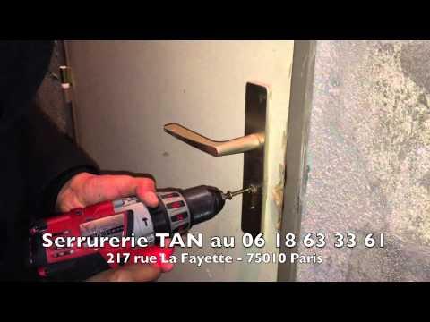 Tutoriel ouverture de porte comment ouvrir un cylindre - Comment ouvrir une porte avec une radio ...