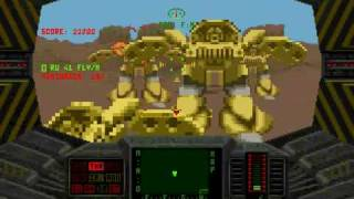 IE 14 PC Game Review - Iron Assault (1994)