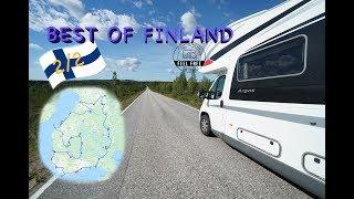 Mit dem Wohnmobil durch Finnland I Rundreise-Zusammenfassung Teil 2von2