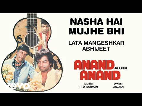 Nasha Hai Mujhe Bhi - Anand Aur Anand   (Official Audio)