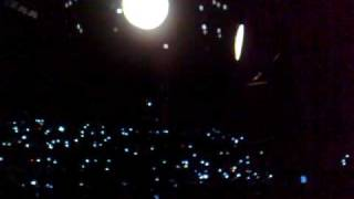 U2 - One - Milky Way - droga mleczna -  live in Chorzów 06.08.2009