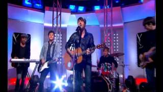 Alistair Griffin - Just Drive (live on This Morning, ITV1 12/7/12)