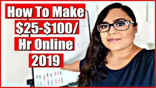 "How To Make Money Online Fast 2019 ""Best Way To Make Money Online"" Get Paid Daily!"