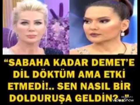 SEDA SAYAN, DEMET AKALIN VE OKAN KURT'TAN CANLI YAYINDA ÖZÜR DİLEDİ!..