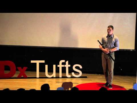 The Dao of Getting Lost | James Kiefner | TEDxTufts
