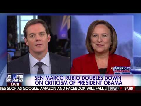 On Fox News, Senator Deb Fischer Endorses Marco | Marco Rubio for President
