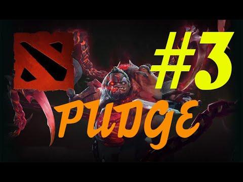 Dem Hooks Tho! | Unranked All Pick Pudge Gameplay | DOTA 2 V7.22h