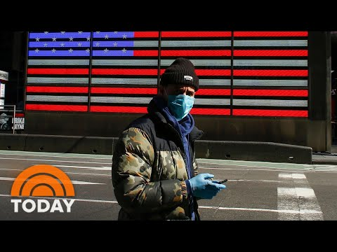 Should Everybody Be Wearing Masks During Coronavirus Outbreak? | TODAY