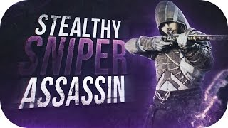 STEALTHY SNIPER ASSASSIN   Assassin's Creed: Unity Gameplay 'Funtage'