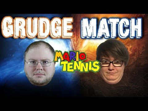 Grudge Match: Mario Tennis #2 | Game, Set, Grudge Match! | SpikeGhetti Melts Down