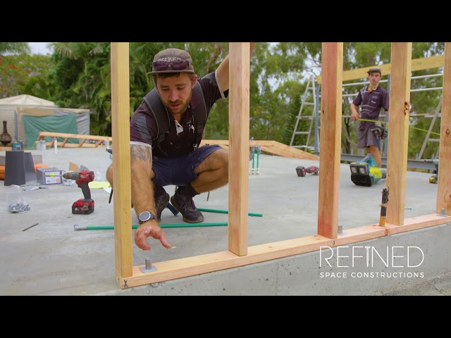 Framing - Week 3 | Strelow Ave Extension & Renovation