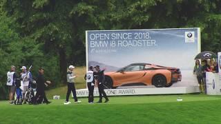 30th BMW International Open - Aaron Rai wins BMW i8 Roadster