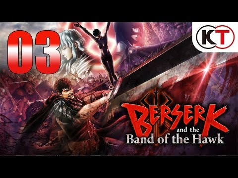 BERSERK and the Band of the Hawk - Walkthrough Part 3: The First Battle