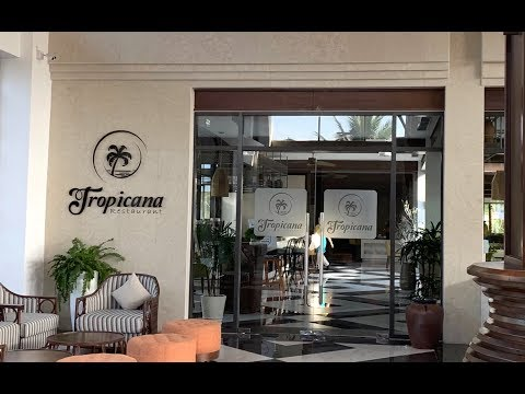 Tropicana Restaurant At Novotel Phu Quoc Resort - Menu And Foods