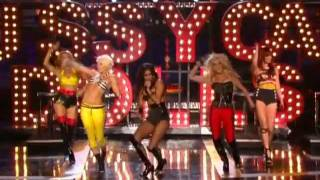 Pussycat Dolls - When I Grow Up (Live @ MTV Movie Awards 2008)