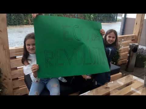Eco Revolution - teledysk uczniów - grupa 5.4 Gnojnik