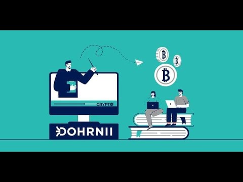 Dohrnii Academy – A Novel Education Ecosystem for Crypto Investors