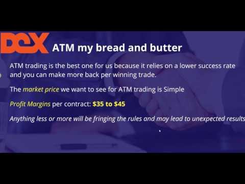 Dex Trader 5 min MDM WB – trade terms
