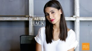 1 Minute Beauty Hack with Jasmine Curtis-Smith