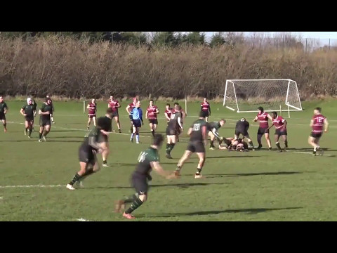 University of Exeter Fresh 1st XV || Rugby Highlights || 2016-17