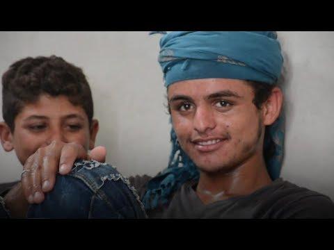 BBC عربية:الرقة... عندما يصبح الدمار حلما