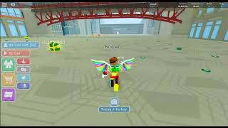 ROBLOX Fame simulator and world 2 (Kind Of)
